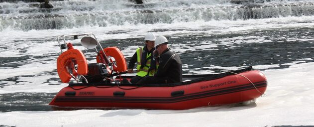 Safety Boat Hire And Rescue Boat Services