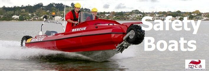Safety Boat Services And Rescue Boat Hire